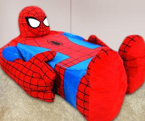 Spider Man Bed Interwebs
