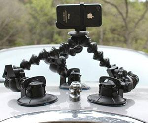 Squid Camera Mount