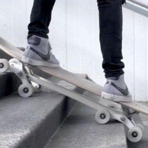 Stair Rover Longboard