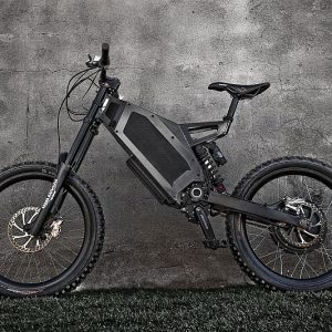 Stealth Electric Bike