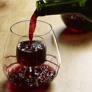 Stemless Aerating Wine Glasses