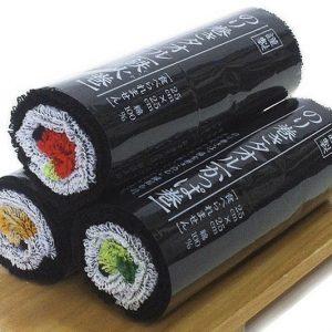 Sushi Roll Towels