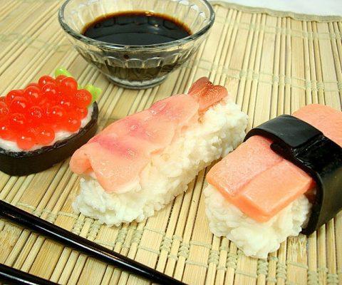 Sushi Soap Bars