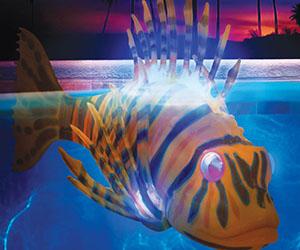 Swimming Robot Fish Toy