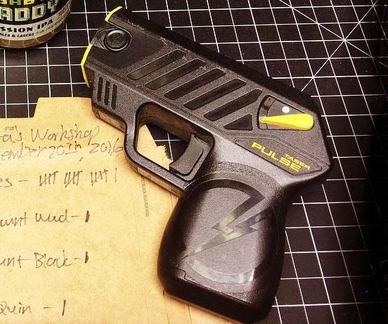 TASER Pulse Stun Gun
