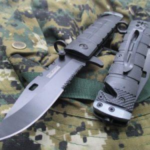 Tactical Glass Breaker Knife