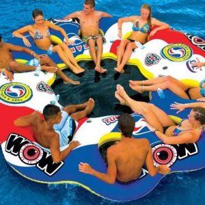 Ten Person Circular Float