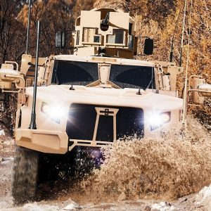 The Joint Light Tactical Vehicle