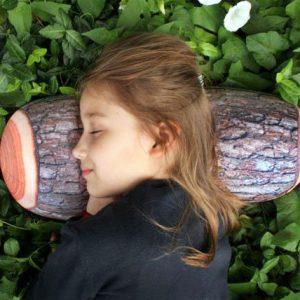 The Log Pillow
