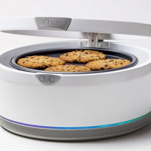 The Smart Cookie Oven