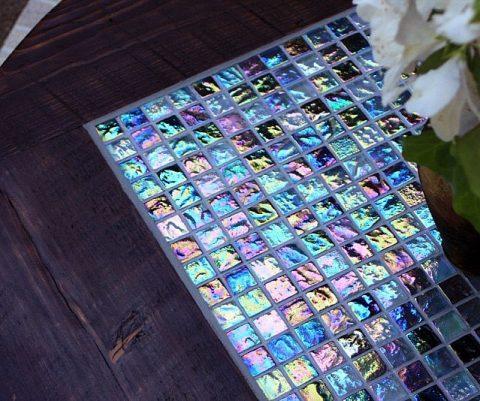Tile Mosaic Coffee Table