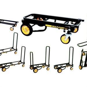 Transformable Multicart