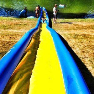 Turbo Chute Water Slide