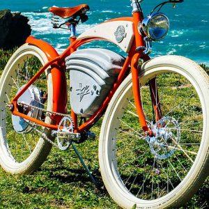 Vintage Electric Bicycle