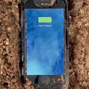 Waterproof Battery iPhone Case