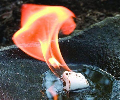 Waterproof Fire Starter Tinder