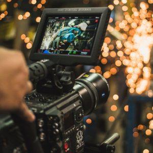 Weapon 8K S35 Digital Cinema Camera