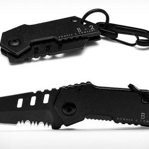 World's Smallest Tactical Knife