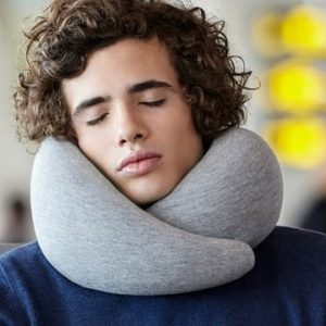 Wrap-Around Neck Pillow