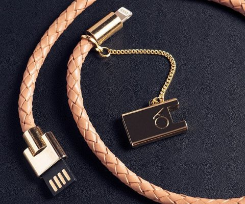 iPhone Charging Cable Bracelet