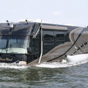 Amphibious Recreational Vehicle