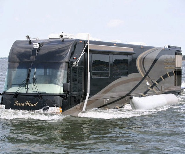 Amphibious Recreational Vehicle Interwebs