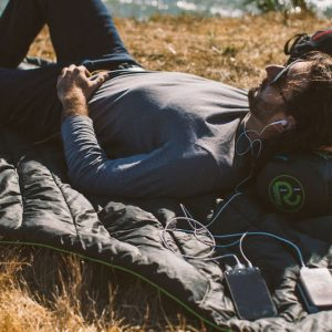 Battery-Powered Heated Blanket