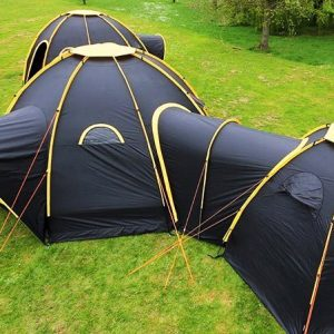 Connecting Pod Tents