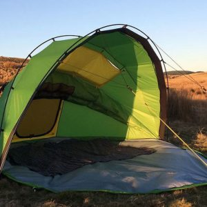 Easy Open And Close Accordion Tent