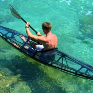 Foldable Clear Kayak