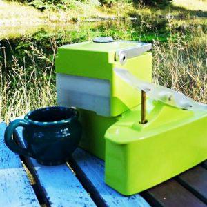 Hand Crank Portable Espresso Machine