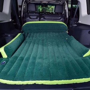 Inflatable Car Air Mattress