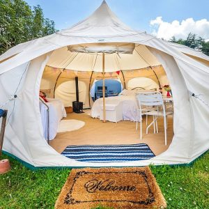 Luxury Canvas Tents