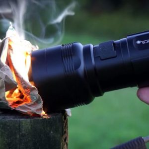 Mini Flashlight Torch