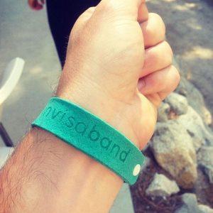 Mosquito Repellent Wristband