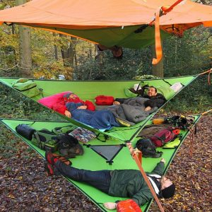 Multi-Level Hammock