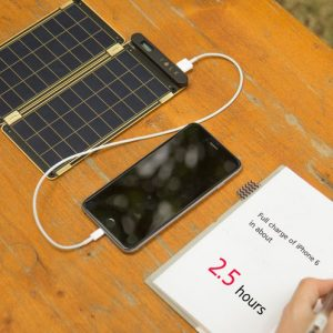 Paper Thin Solar Charger