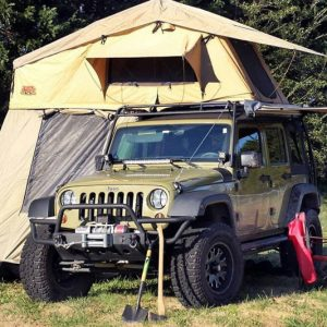 Rooftop Camping Tent