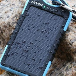 Rugged Solar Panel Charger
