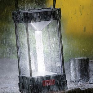 Rugged Waterproof Outdoor Lantern