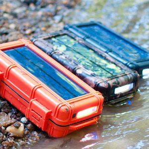 Solar & Battery Charging Dry Box