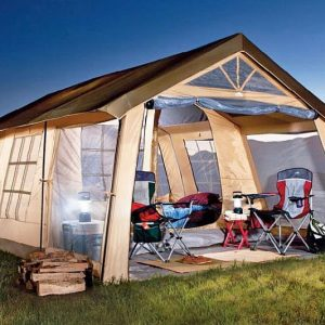 Ten Person Cabin Tent
