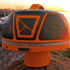 The Ultimate Outdoor/Portable Speaker