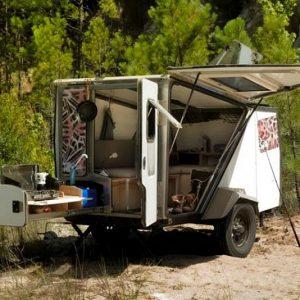Towable Micro Camper