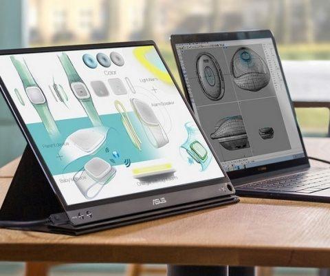 Asus Zenscreen Portable USB Monitor