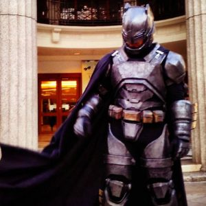 Batman Mech Batsuit Costume