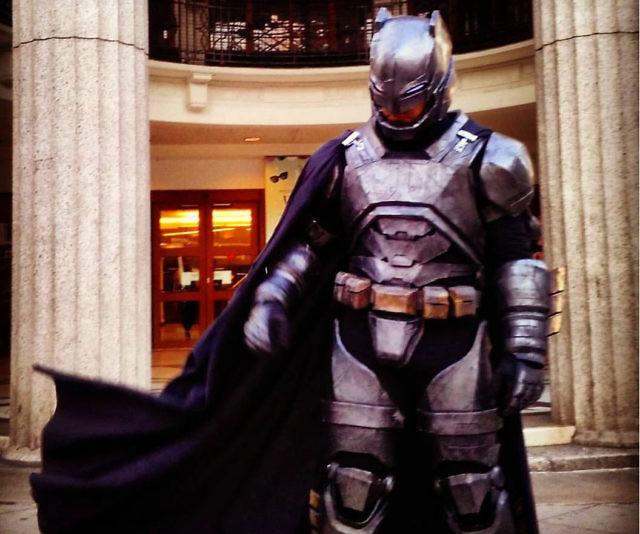 Batman Mech Batsuit Costume - INTERWEBS