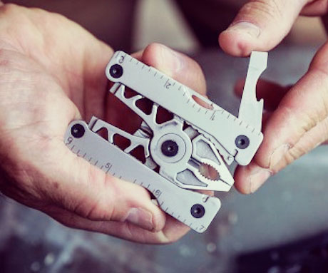 Belt Buckle Multi-Tool