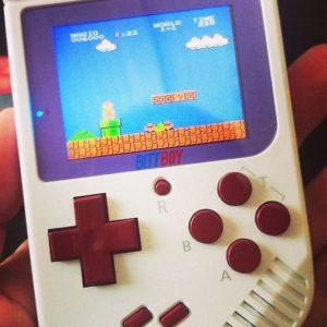 BittBoy Handheld Retro Gaming Device