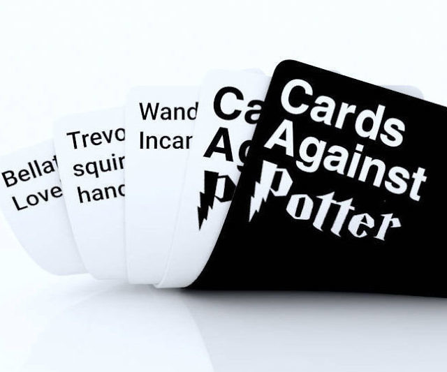 Cards Against Harry Potter